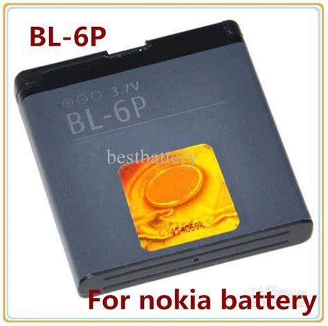 Konektor Baterai Nokia 6500c mobile baterai bl 6p formobile phone 7900p 6500 classic 6500c 7900prism zte cell phone batteries
