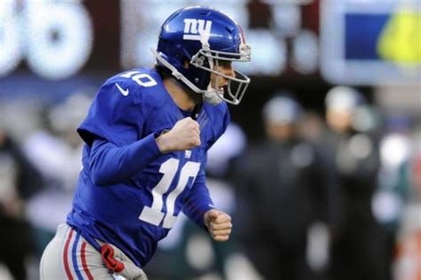 nfl qbs on facebook goodbye farewell and amen bondy eli s 5 td s wasted ny daily news