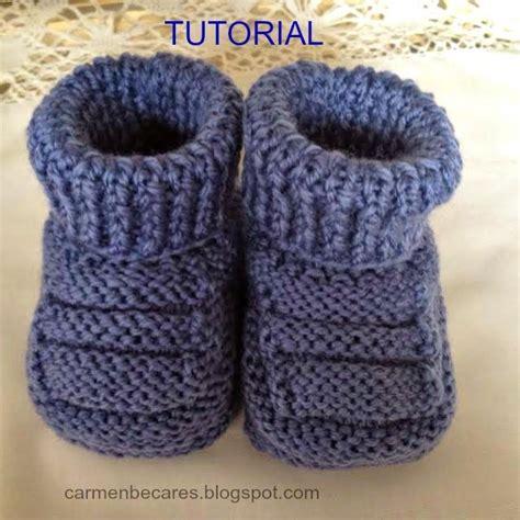 modelo de tejido para ninos aprender manualidades es facilisimo 17 mejores ideas sobre tutorial de zapatos de beb 233 en