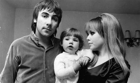 gordon keith s daughter keith moon s daughter reveals what life was like with the