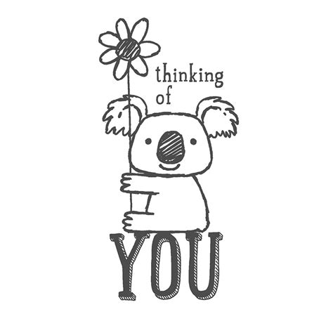 thinking of you card templates for word thinking of you coloring cards coloring pages