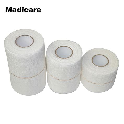 New Hypafix 10 Cm X 5 M Adhesive Plester Untuk Luka Sni 10cm x 4 5m heavy stretch elastic adhesive bandage eab support strapping fractures