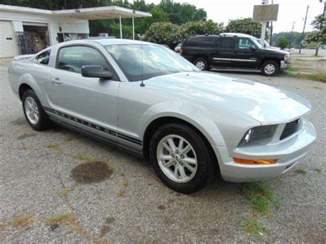 mustang greenville sc 2006 ford mustang v6 premium 2dr coupe in greenville sc