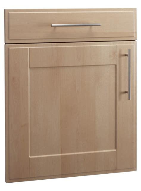 Fitting Kitchen Drawer Fronts by New Drawer Front In Hacienda White