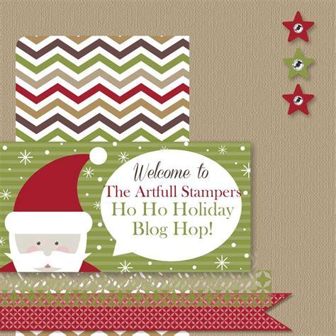 2013 holiday blog hop alisa tilsner
