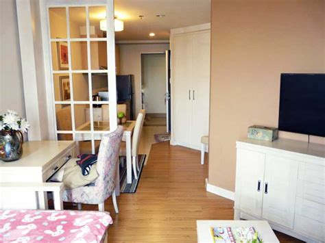 Room For Rent Near Rockwell by Studio Apt For Rent In The Grove Ff Rockwell Ortigas