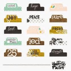 illustrated faith illustrated advent tabs illustrated