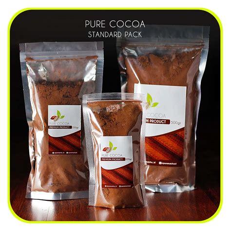 Organic Cocoa Powder Bubuk Coklat jual coklat bubuk cocoa powder murni tanpa curan