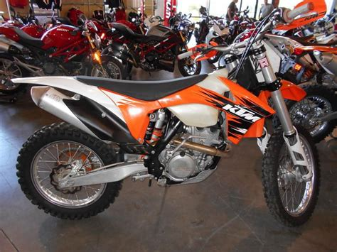 2011 Ktm 350 Xcf Buy 2011 Ktm Xc 350 F Dirt Bike On 2040 Motos