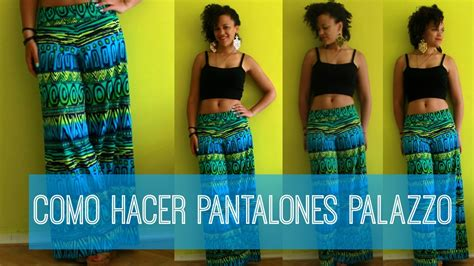 como hacer un pantalon de papel youtube diy pantalones palazzo en 20min costura muy facil youtube