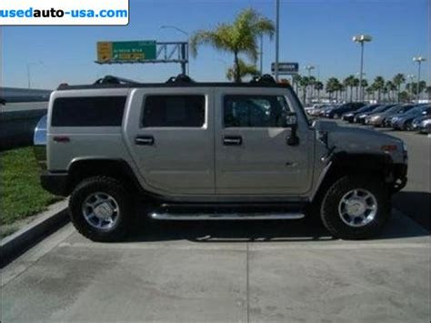 for sale 2006 passenger car hummer h2 2006 hummer h2