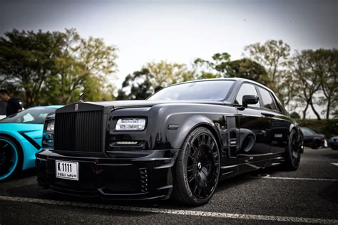 roll royce tuning rolls royce phantom autos post