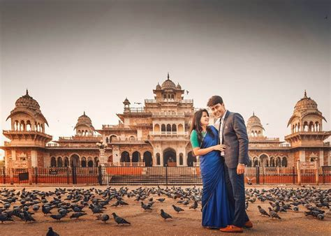 Pre Wedding Shoot In Jaipur: 8 Instagram Worthy Places You