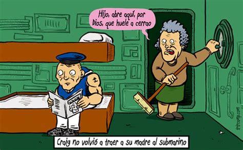 imagenes graciosas en caricatura la madre y el submarino humor risa graciosas