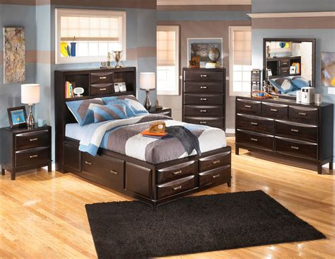 youth bedroom furniture with storage kira youth storage bedroom set from ashley b473