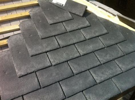 Lightweight Roof Tiles Bundle Of 25 Tapco Slate Roofing Tiles Lightweight And Strong Plastic Ebay
