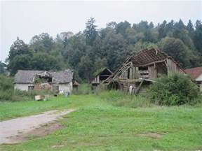 Ranch Farmhouse by File Dobrunje Abandoned Farm Jpg