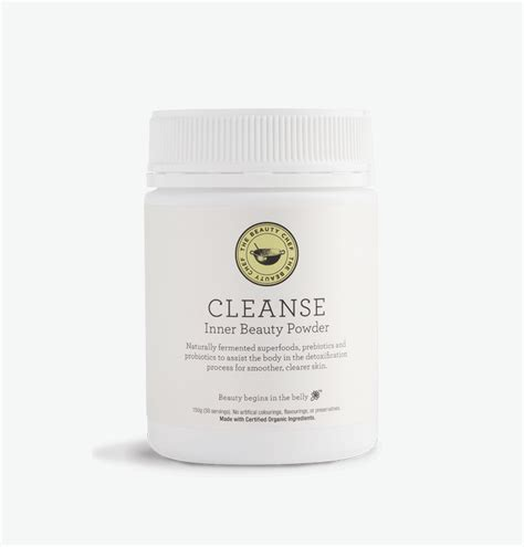 Master Cleanse Detox Powder Grass Root by Cleanse Inner Powder Uliano