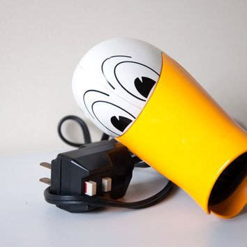 Hair Dryer Duck vintage novelty duck hair dryer from territoryvintage on etsy