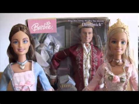 film barbie ita my barbie movie dolls collection ita youtube