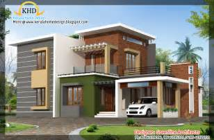 Home Design 7 0 Exterior Collections Kerala Home Design 3d Views Of