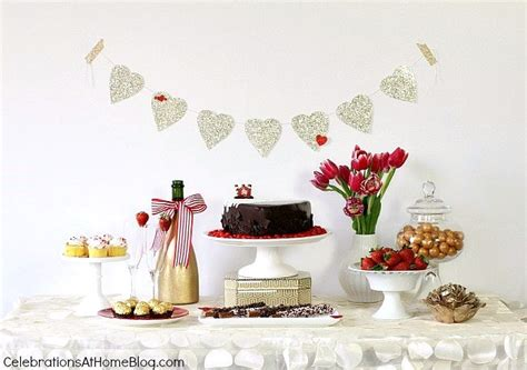 Good Kitchen Design Layouts Party Design Basics Designing Dessert Tables