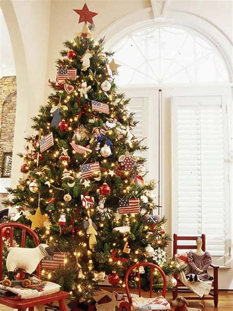 decorated christmas trees 25 beautiful christmas tree decorating ideas