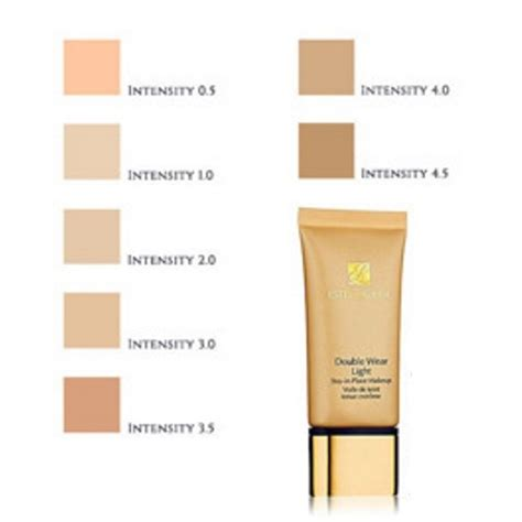 estee lauder wear light foundation intensity 4 0 estee lauder wear light stay in place makeup spf 10