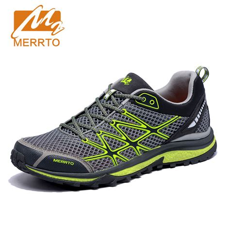 merrto 2017 new running shoes unique shoe design