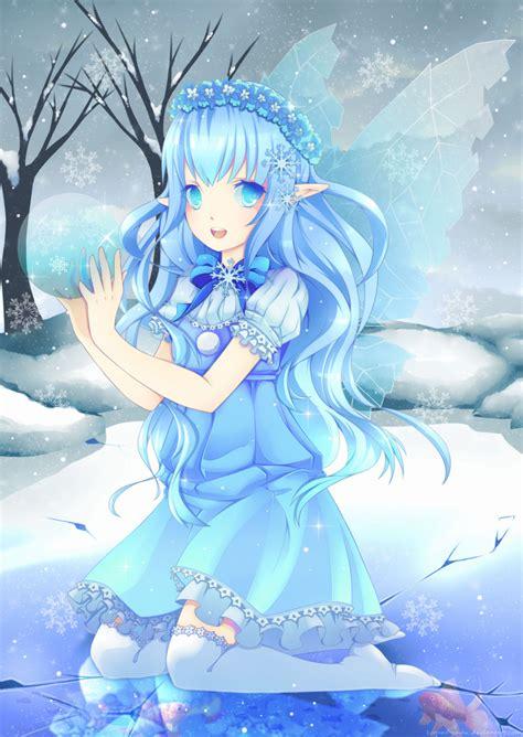 fairytale snow snow fairies snow fairy by kogane chan