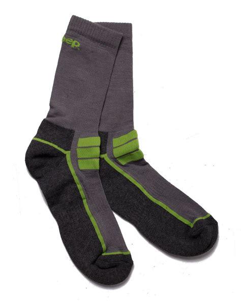 Jeep Socks Mens Jeep Socks Coolmax Terrain Moisture Absorbing Socks