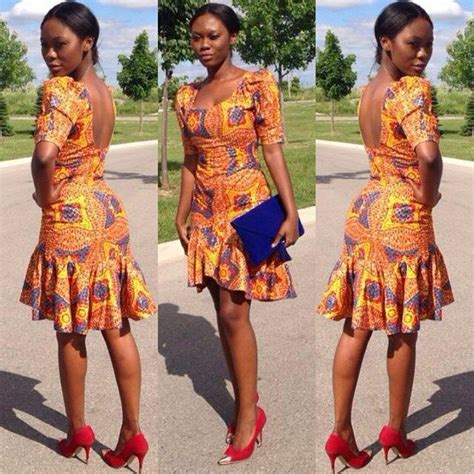 latest 2016 styles of ankara gowns in pinterest 6 amazing ankara short gown styles amillionstyles com