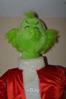 gemmy life size  animated singing dancing grinch local pickup  tampa fl