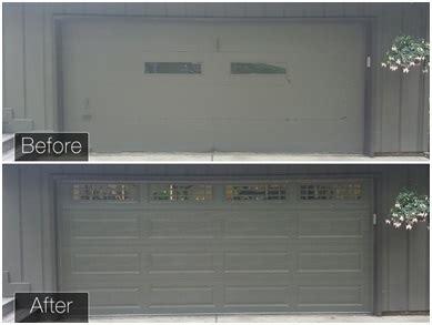 Automatic Garage Door Company Garage Door Replacement Project Automatic Garage Door Company
