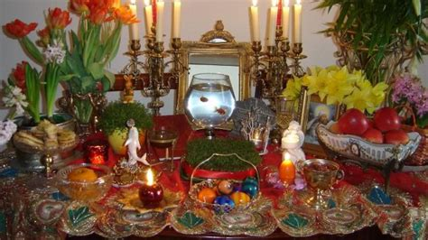 what culture celebrates new year iranians celebrate new year