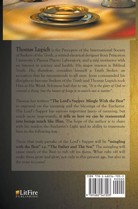 the lord s supper a introduction books the lord s supper mingle with the best litfire