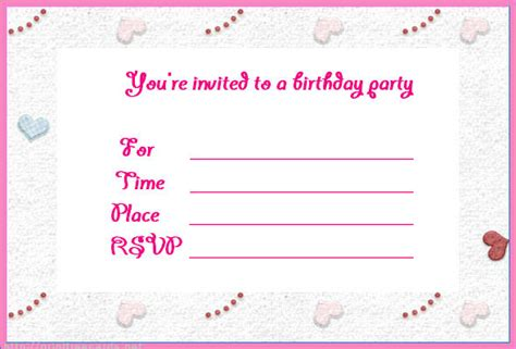 birthday invitations design design birthday invitations online