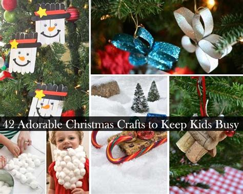 crafts to keep busy 42 adorable crafts to keep busy this