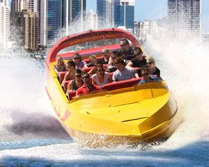 extreme jet boat ride jet boat ride 55 minute central surfers paradise gold