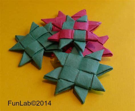 tutorial origami per bambini stelle origami per bambini tutorial