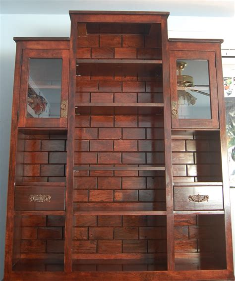Cherry Bookshelf by Cherry Bookcase