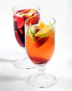 white sangria recipe martha stewart
