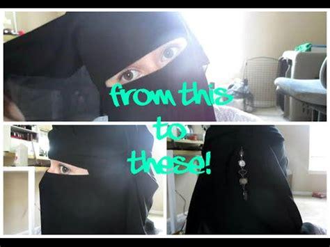 Jilbab Instan Sabrina 3 Layer niqab tutorial conceal niqab strings doovi