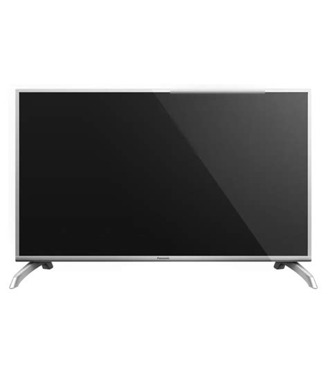 Tv Led Panasonic Second buy panasonic viera th 43d450d 108 cm 43 hd led television at best price in india