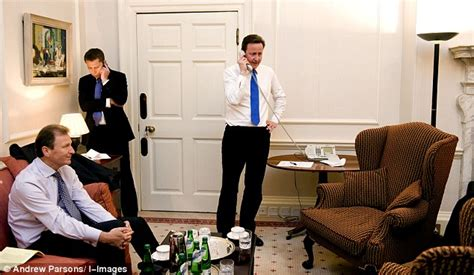 sofa government theresa may ditches david cameron s sofas for a table in