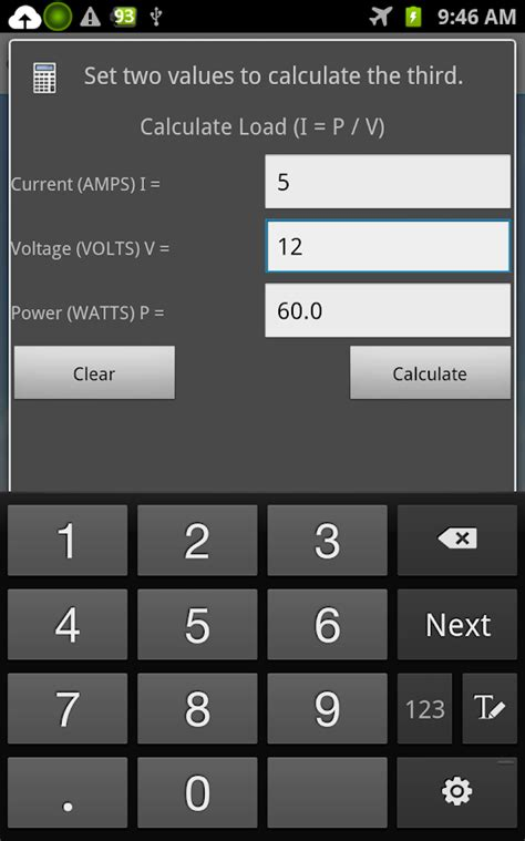 boat trip calculator boat battery s calculator android apps on google play