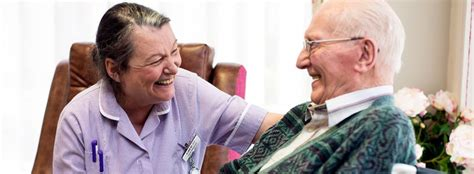 types of care offered in our care homes care uk