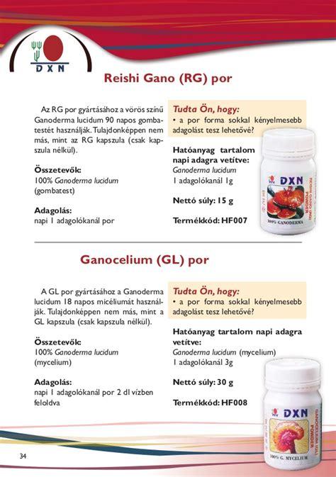 Ganoderma Dxn Rg Gl90 dxn 2012 term 233 kkatal 243 gus