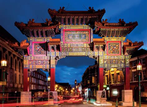 new year chinatown liverpool chinatown illuminations to herald the year of the rooster