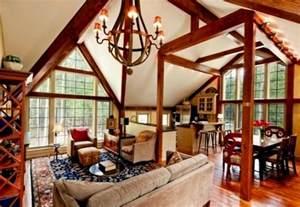 barn houses eclectic interior decor exles